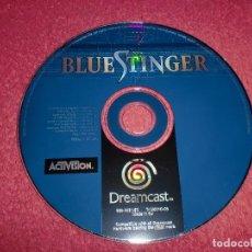 Videojuegos y Consolas: FERIA VINTAGE: BLUE STINGER - DREAMCAST. Lote 101334855