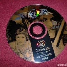 Videojuegos y Consolas: FERIA VINTAGE: SOULCALIBUR - DREAMCAST. Lote 101334867