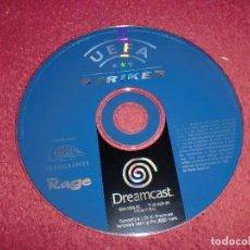 Videojuegos y Consolas: FERIA VINTAGE: UEFA STRIKER - DREAMCAST . Lote 101334907