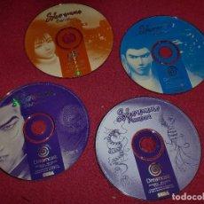 Videojuegos y Consolas: FERIA VINTAGE: SUPER PACK SHENMUE (4 DISCOS) - DREAMCAST . Lote 101334939