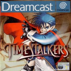 Videojuegos y Consolas: TIMESTALKERS DREAMCAST - NUEVO. Lote 101635635