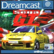 Videojuegos y Consolas: SEGA GT DREAMCAST - NUEVO. Lote 101635879