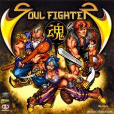Videojuegos y Consolas: SOUL FIGHTER DREAMCAST - NUEVO. Lote 101637095