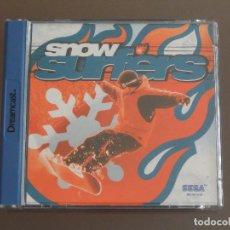 Videojuegos y Consolas: SNOW SURFERS. Lote 103195031