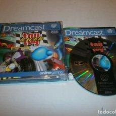 Videojuegos y Consolas: TOY RACER DREAMCAST PAL ESPAÑA COMPLETO . Lote 103579031