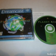 Videojuegos y Consolas: PLANET RING DREAMCAST PAL ESPAÑA COMPLETO . Lote 103579503