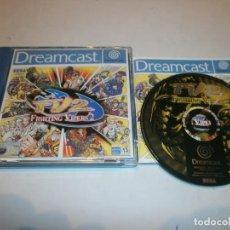 Videojuegos y Consolas: FIGHTING VIPERS 2 DREAMCAST PAL ESPAÑA SOLO DISCO. Lote 103580107
