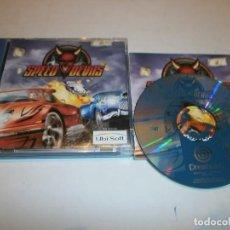 Videojuegos y Consolas: SPEED DEVILS DREAMCAST PAL ESPAÑA COMPLETO . Lote 103580211