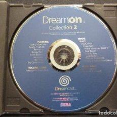 Videojuegos y Consolas: JUEGO - SEGA - DREAMCAST - DREAMON COLLECTION 2. Lote 106189091