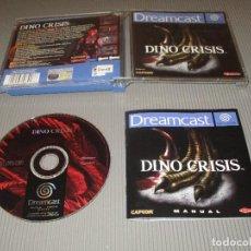 Videojuegos y Consolas: DINO CRISIS - DREAMCAST - EDICION T-7019D-06 - CAPCOM - VIRGIN INTERACTIVE. Lote 109565155