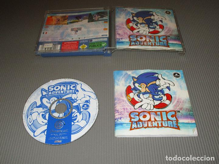 Sega dreamcast sonic adventure | Sega Dreamcast (DC ISOs) ROMs  Free