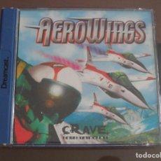 Videojuegos y Consolas: AEROWINGS. Lote 112469258