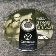 Videojuegos y Consolas: TOMB RAIDER THE LAST REVELATION·DREAMCAST. Lote 114337203