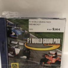 Videojuegos y Consolas: F1 WORLD GRAND PRIX DREAMCAST. Lote 114720599