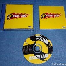 Videojuegos y Consolas: JUEGO SEGA DREAMCAST - CRAZY TAXI - COMPLETO - PAL ESPAÑA. Lote 119044891