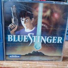 Videojuegos y Consolas: BLUE STINGER RAREZA SEGA DREAMCAST. Lote 119098840