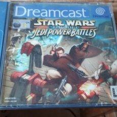Videojuegos y Consolas: STAR WARS SEGA DREAM CAST. Lote 119098735