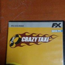 Videojuegos y Consolas: CRAZY TAXI SEGA DREAMCAST. Lote 119382563