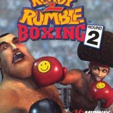 Videojuegos y Consolas: READY 2 RUMBLE BOXING DREAMCAST. Lote 120712155