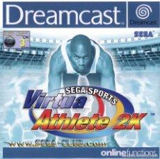 Videojuegos y Consolas: VIRTUA ATHLETE 2K DREAMCAST. Lote 120712343