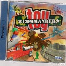 Videojuegos y Consolas: SEGA DREAMCAST. TOY COMMANDER. (RF.MA) PL/17. Lote 121443127
