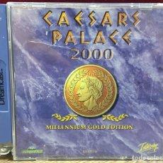 """Videojuegos y Consolas: SEGA DREAMCAST """" CAESARS PALACE 2000"""". Lote 121709247"""