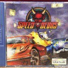"""Videojuegos y Consolas: SEGA DREAMCAST """"SPEED DEVILS """". Lote 121709434"""