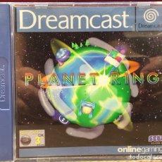 """Videojuegos y Consolas: SEGA DREAMCAST """" PLANET RING """". Lote 121715036"""