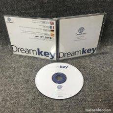 Videojuegos y Consolas: DREAM KEY SEGA DREAMCAST. Lote 121989635