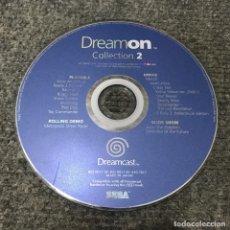 Videojuegos y Consolas: DREAM ON COLLECTION 2 SEGA DREAMCAST. Lote 121989639
