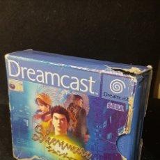 Videojuegos y Consolas: SEGA DREAMCAST SHENMUE. Lote 124577844