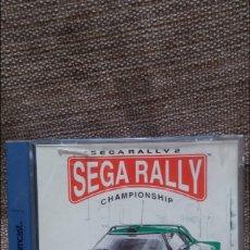 Videojuegos y Consolas: SEGA RALLY DREAMCAST. Lote 127119306