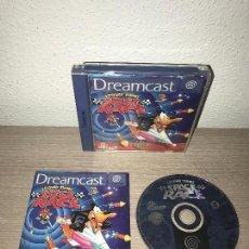 Videojuegos y Consolas: SPACE RACE SEGA DREAMCAST COMPLETO PAL. Lote 127204067
