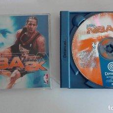 Videojuegos y Consolas: JUEGO DREAMCAST DREAM CAST NBA 2K SEGA SPORTS VER FOTOS. Lote 128143187