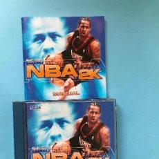 Videojuegos y Consolas: SEGA NBA 2K PARA DREAMCAST - COMPLETO Y EN MUY BUEN ESTADO. Lote 130213479