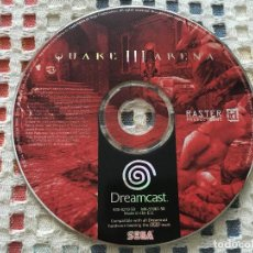 Videojuegos y Consolas: QUAKE III ARENA Q 3 SEGA DREAMCAST DREAM CAST KREATEN. Lote 138652466