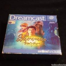 Videojuegos y Consolas: SEGA DREAMCAST SHENMUE COMPLETO. Lote 138948420