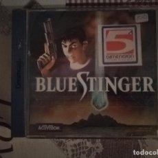 Videojuegos y Consolas: BLUE STINGER DREAMCAST. Lote 139904186