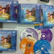 Videojuegos y Consolas: SHENMUE - SEGA DREAMCAST - DC - PAL ESP. Lote 140380842
