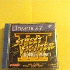 Videojuegos y Consolas: STREET FIGHTER III DOUBLE IMPACT PAL SEGA DREAMCAST. Lote 140629590