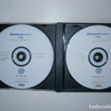 Videojuegos y Consolas: SHENMUE PARA SEGA DREAMCAST WHITE LABEL. Lote 178738207