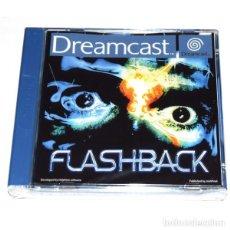Videojuegos y Consolas: FLASHBACK DREAMCAST NUEVO Y PRECINTADO. Lote 146809702