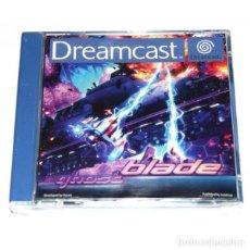 Videojuegos y Consolas: GHOST BLADE DREAMCAST NUEVO Y PRECINTADO . Lote 146809950