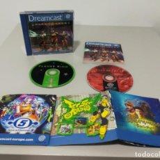 Videojuegos y Consolas: QUAKE III ARENA DREAMCAST Y PLANET RING SOLO CD. Lote 147246746