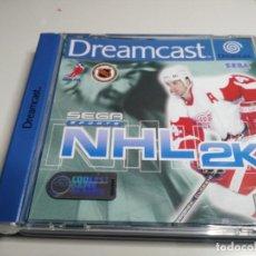 Videojuegos y Consolas: ANTIGUO JUEGO DE CONSOLA SEGA NHL . Lote 147311002