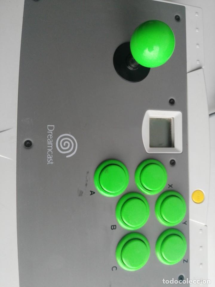 Videojuegos y Consolas: ANTIGUO MANDO ARCADE CONSOLA SEGA DREAMCAST - Foto 2 - 147320474