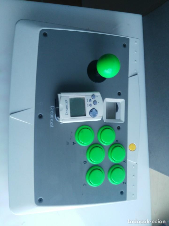 Videojuegos y Consolas: ANTIGUO MANDO ARCADE CONSOLA SEGA DREAMCAST - Foto 3 - 147320474