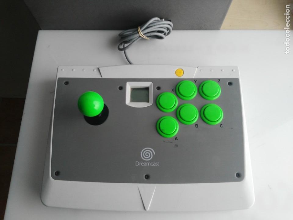 ANTIGUO MANDO ARCADE CONSOLA SEGA DREAMCAST (Juguetes - Videojuegos y Consolas - Sega - DreamCast)