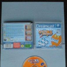 Videojuegos y Consolas: JUEGO SEGA DREAMCAST CHUCHU ROCKET! CON CAJA BOXED PAL ESPAÑA LEER R8307. Lote 147343214