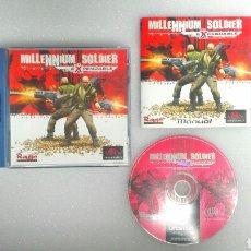 Videojuegos y Consolas: JUEGO SEGA DREAMCAST MILLENNIUM SOLDIER EXPENDABLE. Lote 147401092